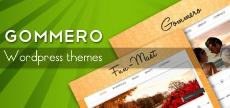 InkThemes - Gommero v.1.4 - WordPress Theme