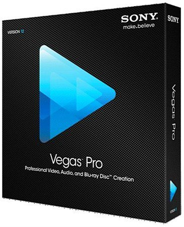 Sony Vegas Pro 12.0 Build 394 / RePack by (BuZzOFF & KpoJIuK) / Portable